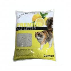 Feline's Language Premium Cat Litter Lemon 10L