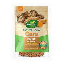 Happi Doggy Dental Chew Care Immune Support Petite 150g