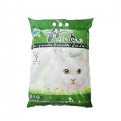 Hello Cat Litter Green Tea 10L