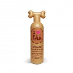 I Love Pet Head Dog Shampoo Oatmeal 354.9ml