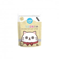 Jolly Cat Litter Crushed Tofu Original 6L