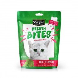 Kit Cat Breath Bites Cat Treat Beef 60g