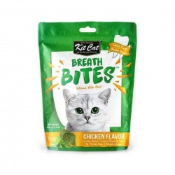 Kit Cat Breath Bites Cat Treat Chicken 60g