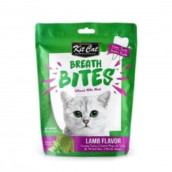 Kit Cat Breath Bites Cat Treat Lamb 60g