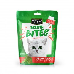 Kit Cat Breath Bites Cat Treat Salmon 60g