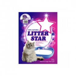 Litter Star Cat Litter Crystal Original 5L