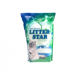 Litter Star Cat Litter Unscented 3.8L