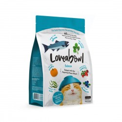Loveabowl Cat Food Salmon 150g