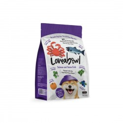 Loveabowl Dog Food Salmon with Snow Crab 1.4kg