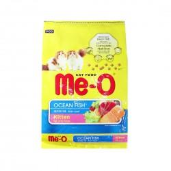 Me-O Cat Dry Food Ocean Fish for Kitten 1.1kg
