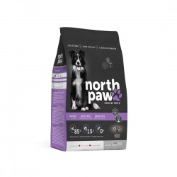 North Paw Dog Dry Food Chicken & Herring 25.1lb