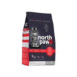 North Paw Dog Dry Food Atlantic Seafood with Lobster 25.1lb
