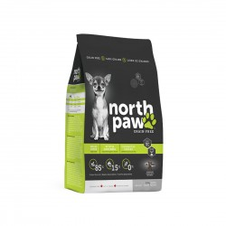 North Paw Dog Dry Food Chicken & Herring Small Bites 6lb