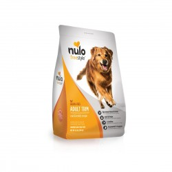 Nulo Freestyle Dog Food Grain Free Cod and Lentils Recipe for Adult Trim 11lb