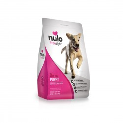 Nulo Freestyle Puppy Food Grain Free Salmon and Peas 11lb