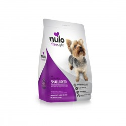 Nulo Freestyle Dog Food Grain Free Salmon and Red Lentils Recipe for Small Breed 11lb