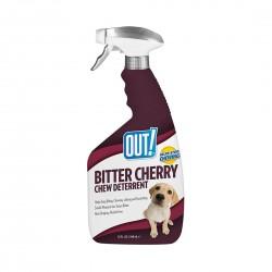 OUT! Bitter Cherry Chew Deterrent 32oz