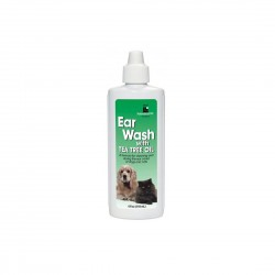 PPP Pet Ear Wash with Tea Tree Oil 118ml