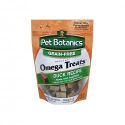 Pet Botanics Omega Treat Duck 5oz