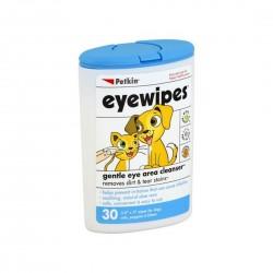 Petkin Pet Eyewipes