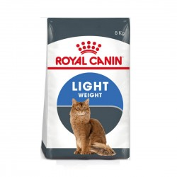 Royal Canin Cat Food Light Weight Care 8kg