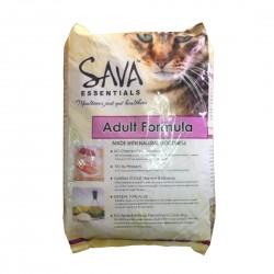 *Susan Lee* Sava Essentials Cat Food Adult Formula 9kg (3 bags)