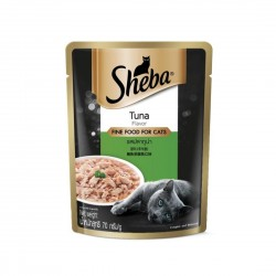 Sheba Cat Food Fine Food Tuna 70g