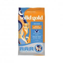Solid Gold Cat Dry Food Indigo Moon Chicken & Eggs 1.36kg