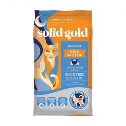 Solid Gold Cat Dry Food Indigo Moon Grain Free Chicken & Eggs 2.27kg