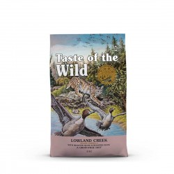 TOW Cat Food Lowland Creek with Roasted Quail & Roasted Duck 2kg