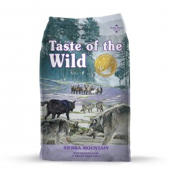 TOW Dog Food Sierra Mountain with Roasted Lamb 12.2kg