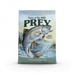 TOW Prey Dog Dry Food Trout Formula 25lb