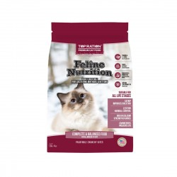 Top Ration Cat Dry Food Feline Nutrition All Life Stages 1.8kg