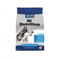 Top Ration Dog Dry Food Hi Nutrition All Life Stages 2.5kg