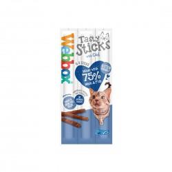 Webbox Cat Treat Tasty Sticks with Cod 30g
