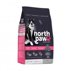 North Paw Cat Dry Food for All Life Stages 4.96lb