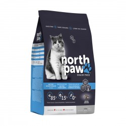 North Paw Cat Dry Food for Mature Weight Health 4.96lb