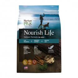 Nurture Pro Dog Dry Food Nourish Life Salmon Formula for Adult 1.8kg