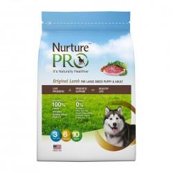 Nurture Pro Dog Dry Food Original Lamb for Large Breed Puppy & Adult 1.8kg