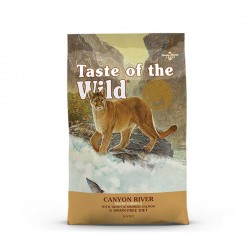 TOW Cat Food Canyon River Trout & Smoked Salmon 6.6kg
