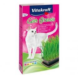 Vitakraft Cat Treat Cat Grass 120g