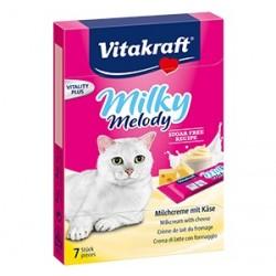 Vitakraft Cat Treat Milky Melody Cheese 70g
